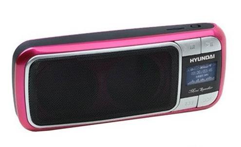 现代ix25户外便携音响 支持断点记忆播放