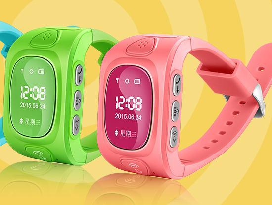 德基F2儿童安全定位手表 360度GPS防丢防走,冰点价238!