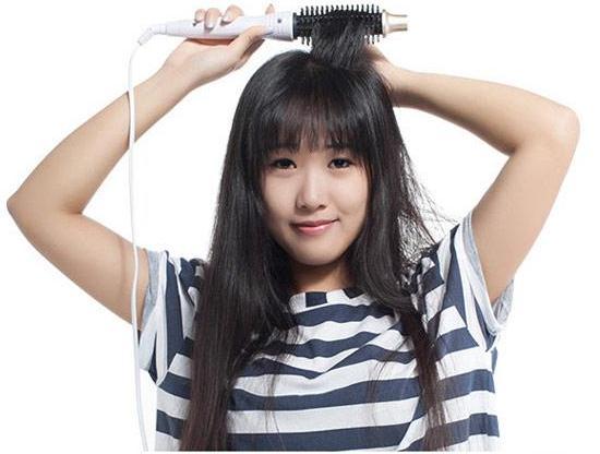 雷瓦Z4防烫圆齿卷发器,四合一电动美发器 国美抢购价59元