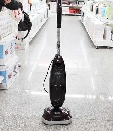 净化除菌更清洁 海尔高端吸尘器ZL1000-1W
