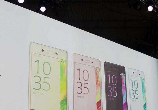 索尼发布Xperia X系列智能手机、智能耳机等新产品