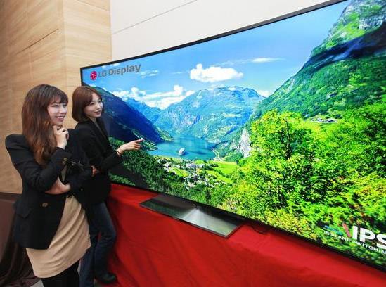 曲面电视将在2016年普及,二代量子电视连接未来