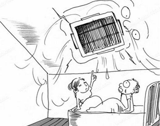 家中电压不足空调噪音大是什么原因