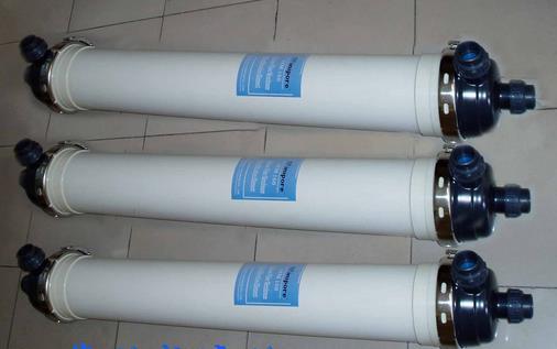 中空纤维超滤膜净水器出来的水为什么会有碱味
