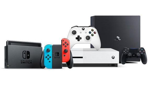 微软Xbox One销量将被任天堂Switch超越