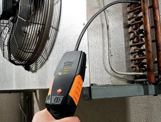 家电维修老手教你空调漏氟如何检测