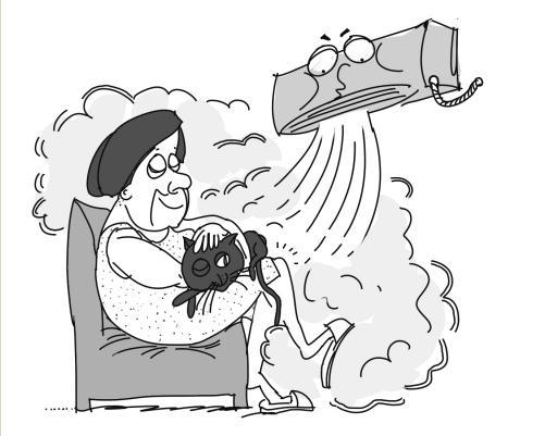 不喜欢吹空调的人怎样度过三伏天