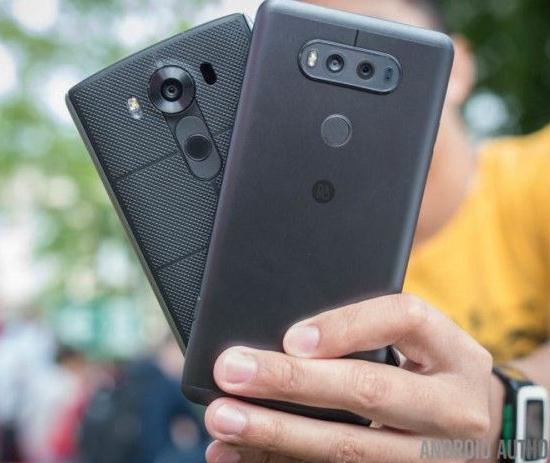 LG v30发售日期已确定 将于9月28日在全球开卖