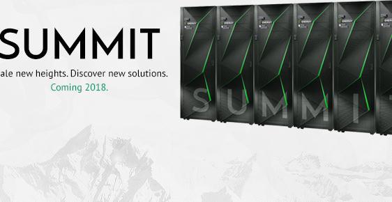 """世界最强大超级电脑""""Summit""""接近完工"""