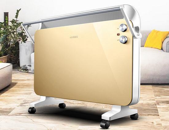 艾美特取暖器哪款好HC22132使用评测