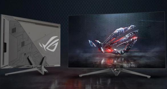 华硕与英伟达联合推出ROG SWIFT PG65 65英寸超大G-Sync显示器