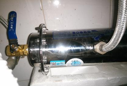 苏格伦净水器怎么样SG-UF-308A使用评测