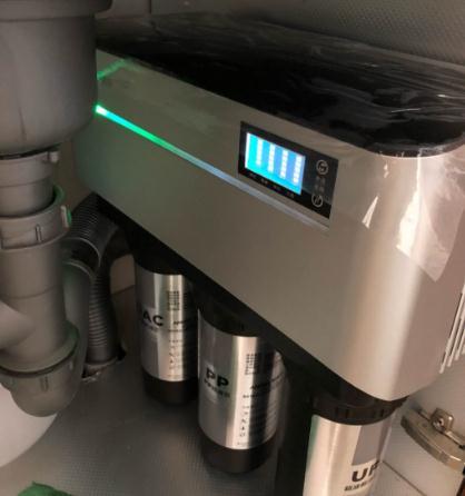 安吉尔净水器怎么样J1205-ROB8C使用评测