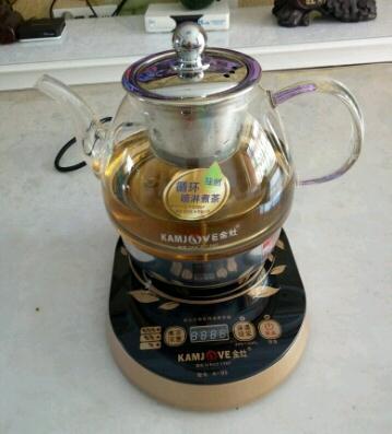电茶壶哪个牌子好金灶A-99使用评测