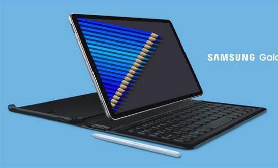三星Galaxy Tab S4平板电脑发布搭载虹膜识别技术