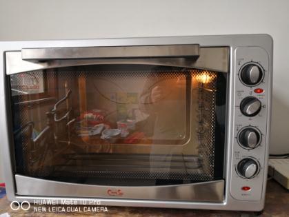 长实电烤箱怎么样CS100-01使用评测