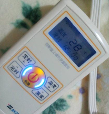 双人电热毯价格贵吗森田SZ-711使用测评