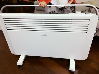 美的取暖器怎么样NDK20-17DW使用评测