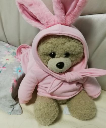 GOC IN C暖水袋怎么样兔子熊暖手宝使用评测