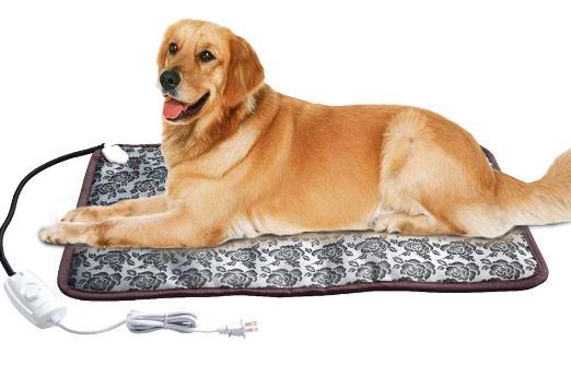 厂家直供宠物电热垫 狗猫电热毯防水防咬 外贸出口专供