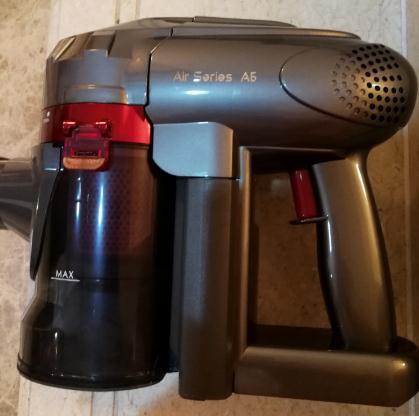 无绳吸尘器哪个牌子好用,信社電器手持吸尘器A5使用评测
