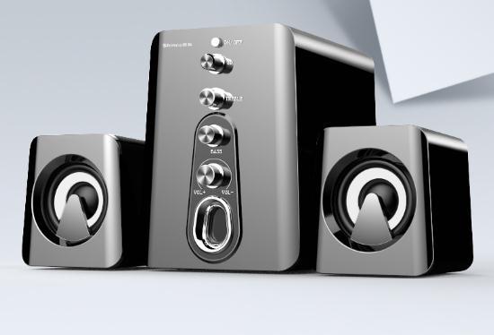 新科蓝牙音箱HC-807 家用小音箱 促销价39.8元