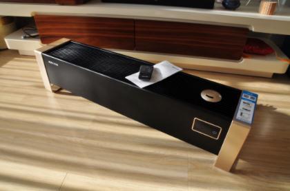 踢脚线电取暖器靠谱不,奥克斯踢脚线取暖器RC-30S使用评测