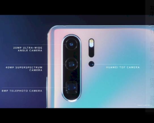 华为P30系列手机发表 再度刷新手机相机排行榜