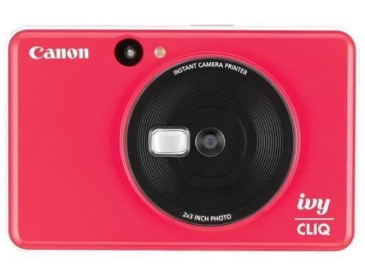 佳能拍立得相机挑战富士用USB充电 microSD存影像