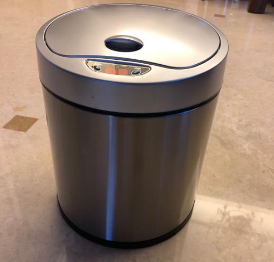 智能垃圾桶哪个质量好,欧本智能垃圾桶GYT使用评测