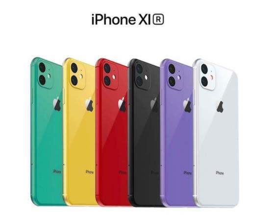 苹果新一代iPhone XR将新增两种颜色