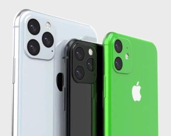 苹果iPhone 11相机功能有很大的进步