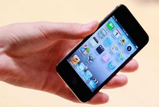 时隔四年苹果再发布新款iPod touch