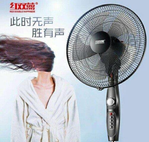 红双喜电风扇怎么样价格便宜吗