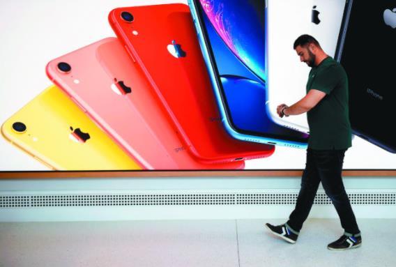 摩根大通预测 苹果iPhone新机将配备5G、OLED