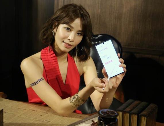 三星Note 10 S Pen手机再升级 遥控拍摄更智能