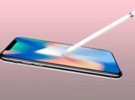 打脸乔布斯?苹果新款iPhone手机或将配触控笔