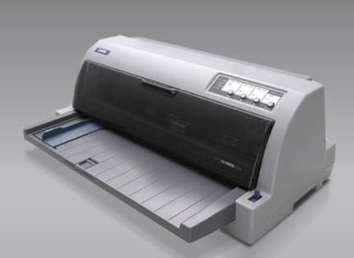 爱普生针式打印机色带怎么换