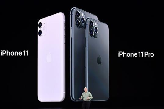 苹果发布三款新iPhone亮点一次看懂