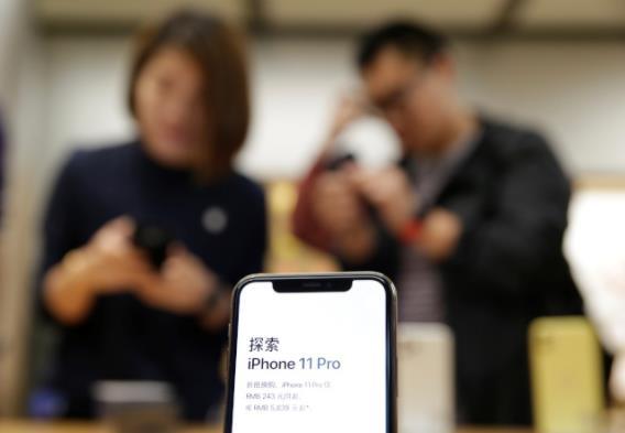 苹果iPhone11 Pro Max电池续航时间最持久