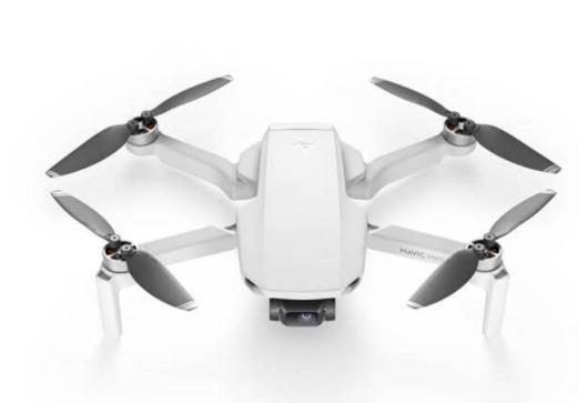 大疆发布Mavic Mini无人机 体积像可乐罐人人都能飞