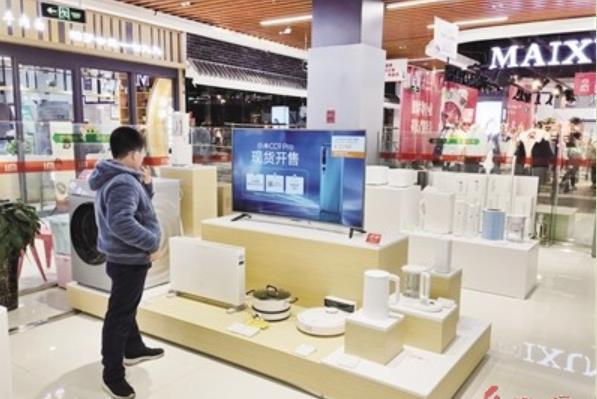 智能家电产品受欢迎成消费者新宠
