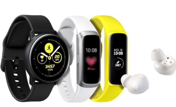 三星智能手表Galaxy Watch更新 Bixby陪你锻炼
