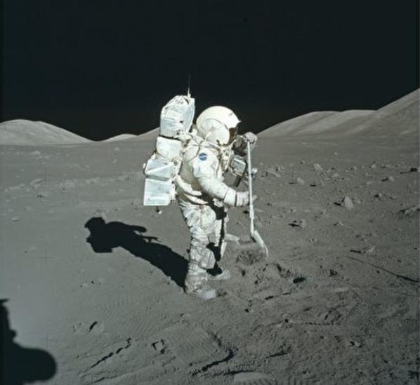 新技术用月球尘埃制造氧气