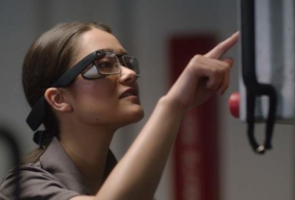 谷歌智能眼镜Google Glass EE2开放个人可买