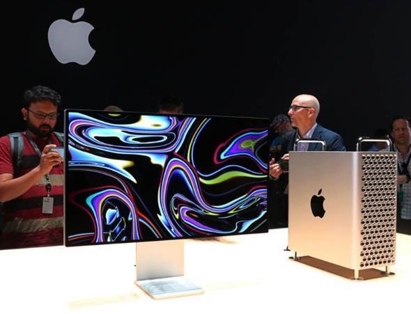 Q1全球电脑出货下降8% 苹果Mac出货量降21%最惨