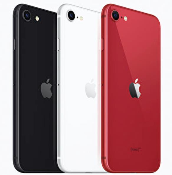 新款iPhone SE千呼万唤始出来 入门价位增强版iPhone8
