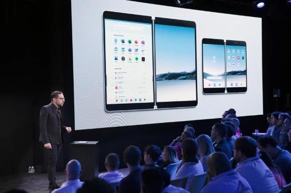 微软延后双屏幕笔记本电脑Surface Neo发售