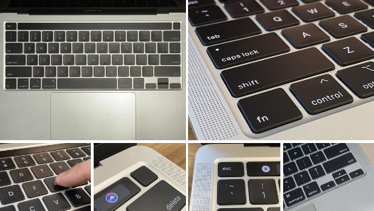 苹果MacbookPro13 VS MacbookAir哪个好?打字手感使用比拼