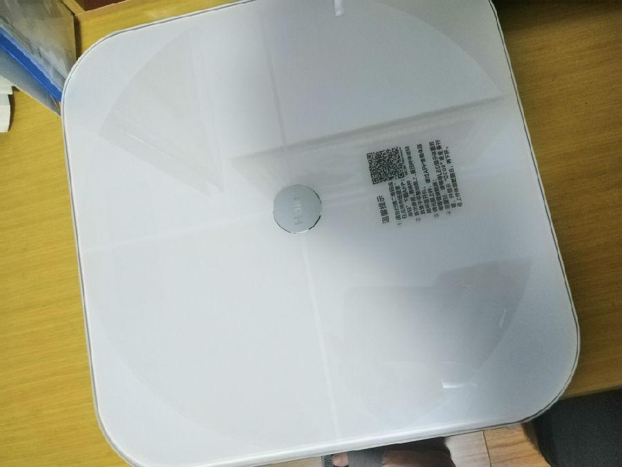 海尔智能体脂秤怎么样ZNC01-C8使用评测